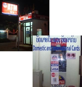 Laos ATM - BCEL