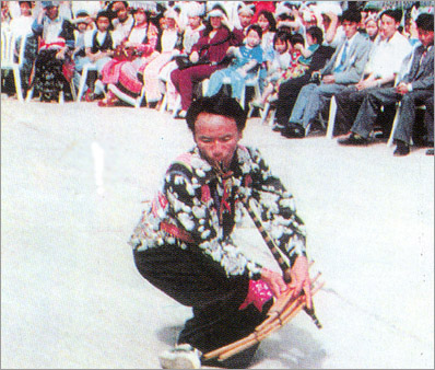 Hmong New Year Performance