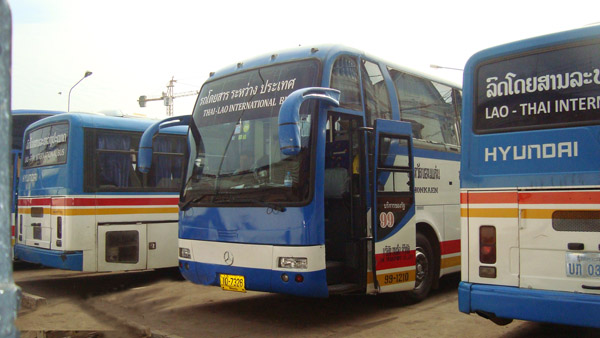 International buses
