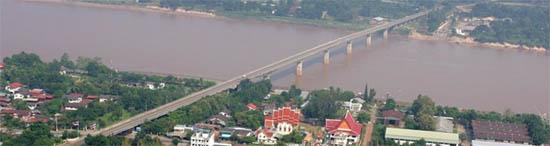 Lao-Thai Friendship Bridge No.1