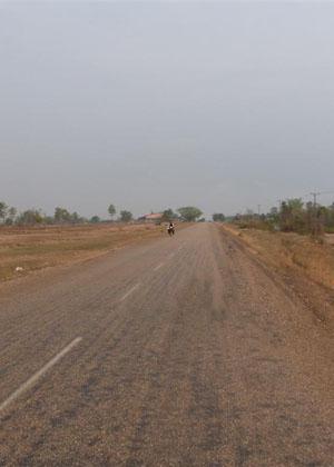Lao road