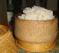 Stick rice