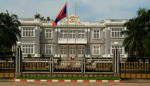 Laos Government House