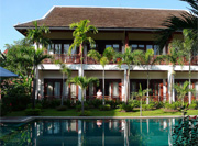 Laos Hotels Green Park