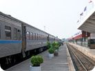 Lao-Thai rail