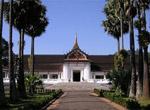 Royal Palace in Luang Prabang, Laos