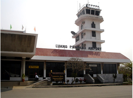 Sân bay Luang Prabang