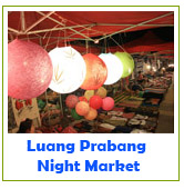 Luang Prabang Night Market