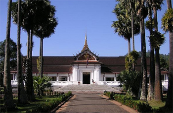 Luang Prabang - Royal Palace