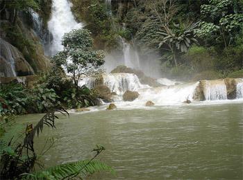 Luang Prabang - Waterfalls