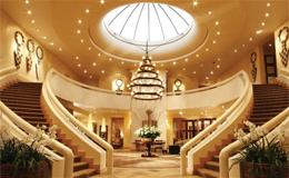 luxery hotel