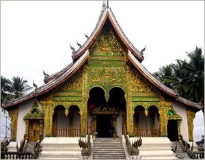 Royal Palace Museum, Haw Prabang