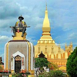 Saysetthathirath stupa