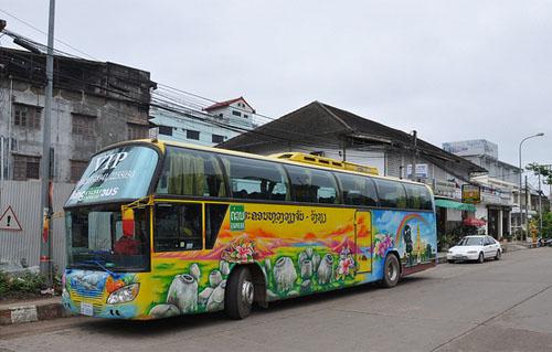 Vang Vieng VIP Bus