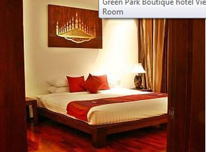 Vientiane Hotel - Green Park Boutique