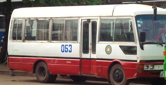 city bus - 25 seater