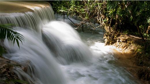 Kuang si falls, Luang Prabang