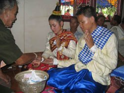 Laos culture - Lao wedding