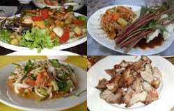 Lao dishes