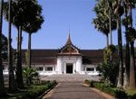Royal Palace in Luang Prabang, Laos