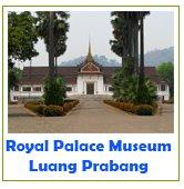 Royal Palace Museum, Luang Prabang
