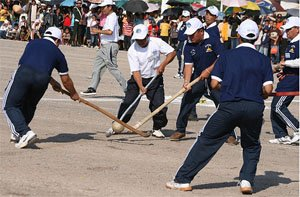 That Luang Festival - Tikhy game