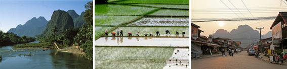 Vang Vieng Views