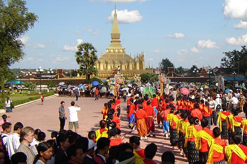 Thatluang Festival