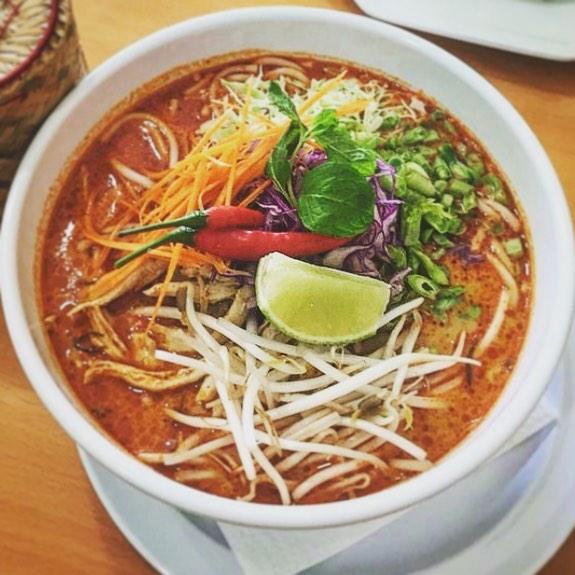 Laos Food Lao Favorites Lao Staple - Cuisine laotienne