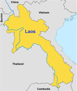 Where is Laos? - Geography of Laos