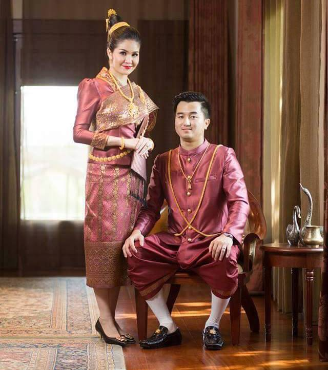 Vientiane - a french guy who have been with his lao partner many.