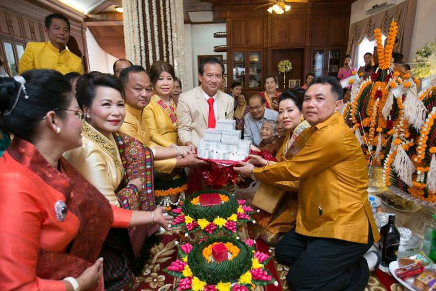 Traditional Wedding Ceremony.Laos Wedding An Insight On Lao Traditions And Customs